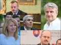 Kandidáti na prezidenta spomínajú na záverečné práce: Nestíhačky, zhon i vytúžené témy