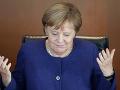 Zmena na čele vládnych strán: Merkelová nepožiada parlament o vyjadrenie dôvery
