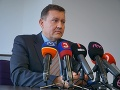 NAŽIVO Advokát rodiny zavraždeného Kuciaka Daniel Lipšic: Vrah bol Slovák a profesionál
