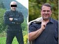 Bývalý kriminalista Matej Snopko uviedol, že bývalí policajti sa môžu uchýliť k zločinom. Na snímke naľavo Tomáš S., podozrivý z násilnej trestnej činnosti, ktorý v minulosti pracoval ako policajný vyšetrovateľ.