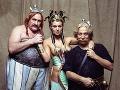 Monica Bellucci vo filme o Asterixovi a Obelixovi