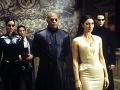 Monica Bellucci v Matrixe