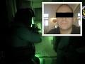 Prvé VIDEO zo zásahu NAKA v Kolárove: Toto je tretí obvinený v prípade vraždy novinára Kuciaka