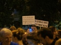 Protest Za slušné Slovensko v Bratislave