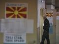 Štáty sú nespokojné s macedónskym referendom: Krajina by mala pritlačiť