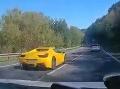 Štefanov (†57) život vyhasol pri nehode s Poliakmi: VIDEO Šofér Ferrari sa rútil po diaľnici tristovkou!