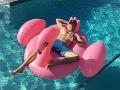 Mladík (29) skočil do detského nafukovacieho bazéna: Nikdy to nerobte! Dopadol strašne