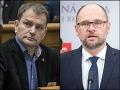Igor Matovič a Richard Sulík sa do seba pustili kvôli zmrazovaniu platov, ktoré navrhlo OĽaNO