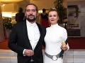 Martin a Katka Mňahončákovci prežívajú najkrajšie chvíle v živote - narodila sa im dcérka Dorotka.