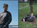 Jazda smrti na severe Slovenska: FOTO Juraj (†24) spadol z motorky, nasledoval tvrdý náraz