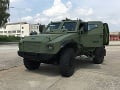 FOTO Záujem o slovenské obrnené vozidlo: Projekt Gerlach hviezdi v zahraničí