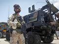 Úspech proti militantom: Líbyjská národná armáda obsadila pohraničnú oblasť s Alžírskom