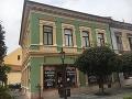 Pizzeria Zoltána Andruskóa v Komárne.