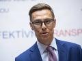 Záujemcov o post predsedu Európskej komisie pribúda: Pridal sa fínsky expremiér Stubb