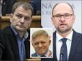 Politológ kritizuje nezmyselné spory Sulíka a Matoviča: Mali by sa objať a nie dláždiť Ficovi cestu