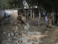 Samovražedný bombový útok na predvolebnom zhromaždení: Zahynulo 14 ľudí, najmenej 40 zranených