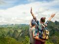 Chystáte sa na hory? Turistiku do Tatier dobre zvážte, výstraha pred silným vetrom