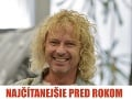 Nestarnúca hviezda Peter Nagy: Toto je jeho utajovaná mladá milenka!
