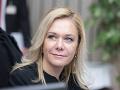 Saková o svojej funkcii: Dôležité sú výsledky, nie pod kým som desať rokov pracovala