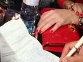 Gabriela Drobová zbierala podpisy na svoju prezidentskú kandidatúru.