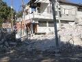Haiti zasiahlo silné zemetrasenie: