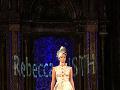 Dizajnérka Rebecca Justh predviedla svoju tvorbu na najprestížnejšej módnej šou v New Yorku.