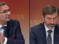 Ľubomír Galko a Juraj Blanár debatovali na RTVS