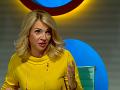 Zdena Studenková moderátorovi objasnila, že nikdy nebola typ krv a mlieko.