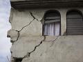 Irán zasiahlo silné zemetrasenie: