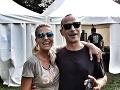Dara Rolins má dcéru Lauru s čekým hudobníkom  Matějom Homolom.