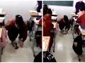 Učiteľ nemal so žiačkou štipku zľutovania VIDEO: Pred zrakmi spolužiakov ju donútil k tomuto!