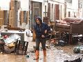 Záplavy v Iraku majú už minimálne 21 obetí: Medzi nimi sú okrem žien aj malé deti