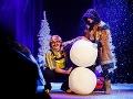 YETTI prichádza na Slovensko v podobe skvelého detského muzikálu