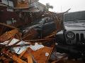 Hurikán Michael zasiahol pobrežie Floridy: VIDEO Dosiahol rýchlosť až 250 km/h