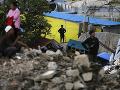 Indonéziu zasiahlo ďalšie zemetrasenie. Vyžiadalo si najmenej troch mŕtvych.