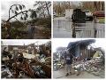 Veterná smršť menom Michael má prvú obeť: FOTO Hurikán odrezal od sveta tisíce ľudí