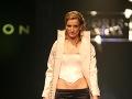 Adela Banášová ako modelka