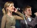 Adela Banášová randila s Tomášom Bedzddeom, aj spolu naspievali pesničku.