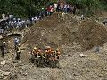 Zosuvy pôdy majú na svedomí desiatky obetí: V Kolumbii a Ugande zomrelo cez 40 ľudí