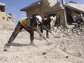 Rusko na pôde OSN označilo sýrske Biele prilby za hrozbu: Dostalo vlnu kritiky