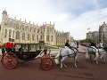 Veľkolepá svadba princeznej Eugenie sa konala na zámku Windsor.