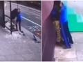Auto vpálilo do autobusovej zástavky v Londýne