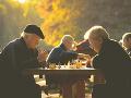 Pomôžte zastropovať vek odchodu