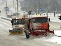 Petržalka je na sneh pripravená: Podľa miestneho úradu nebude mať problém so zimnou údržbou