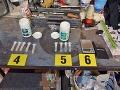 Muž zo Žarnovice si zarábal predajom drog: Polícia mu našla poriadne zásoby, už je v cele