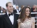 William, Kate a ich