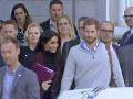 Princ Harry s manželkou úspešne pristáli v Austrálii: Fíha, pozrite sa na ten program snov