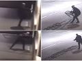 Tragikomédia z Piešťan: VIDEO Muž si chcel vybrať hotovosť, jeho taktika šokovala aj policajtov!