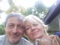 Martin Stropnický je dnes ženatý s Veronikou Žilkovou.