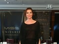 Silvia Lakatošová už zahájila prípravy na nový ročník Miss Universe.